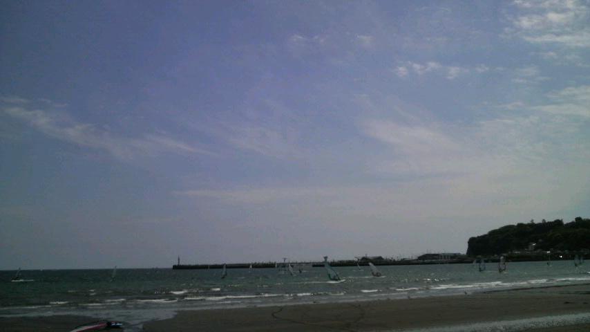 今週末も風が吹いた