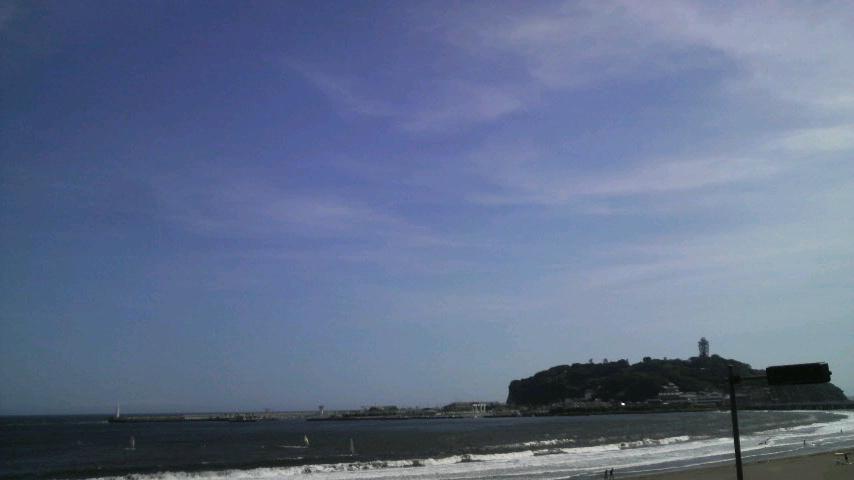 夏の七里沖の季節