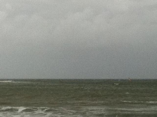 台風12号ライド